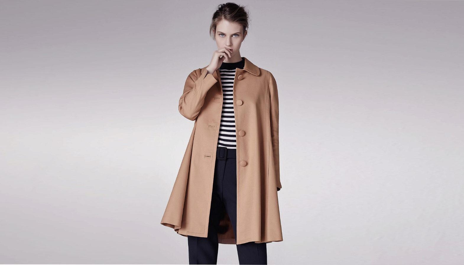 История возникновения пальто