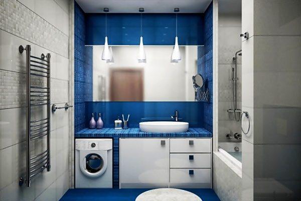Как правильно обустроить маленькую ванную комнату? Пошаговое руководство из 11 шагов