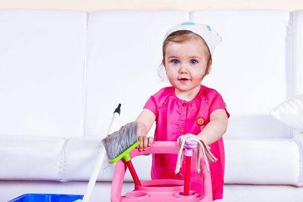 Какими полезными бытовыми навыками должен обладать каждый ребенок?