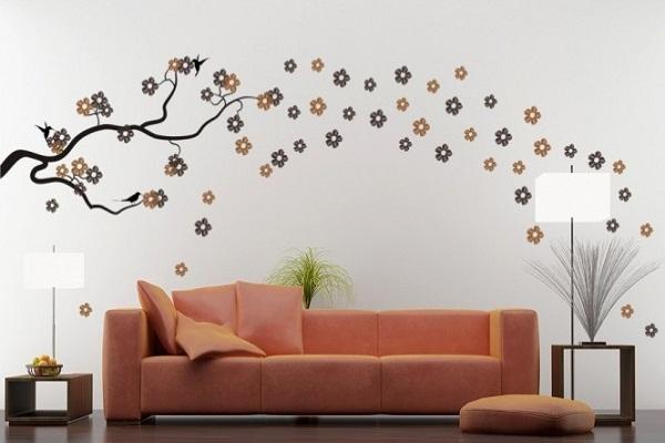 Декор стен: 7 креативных идей 2019 года