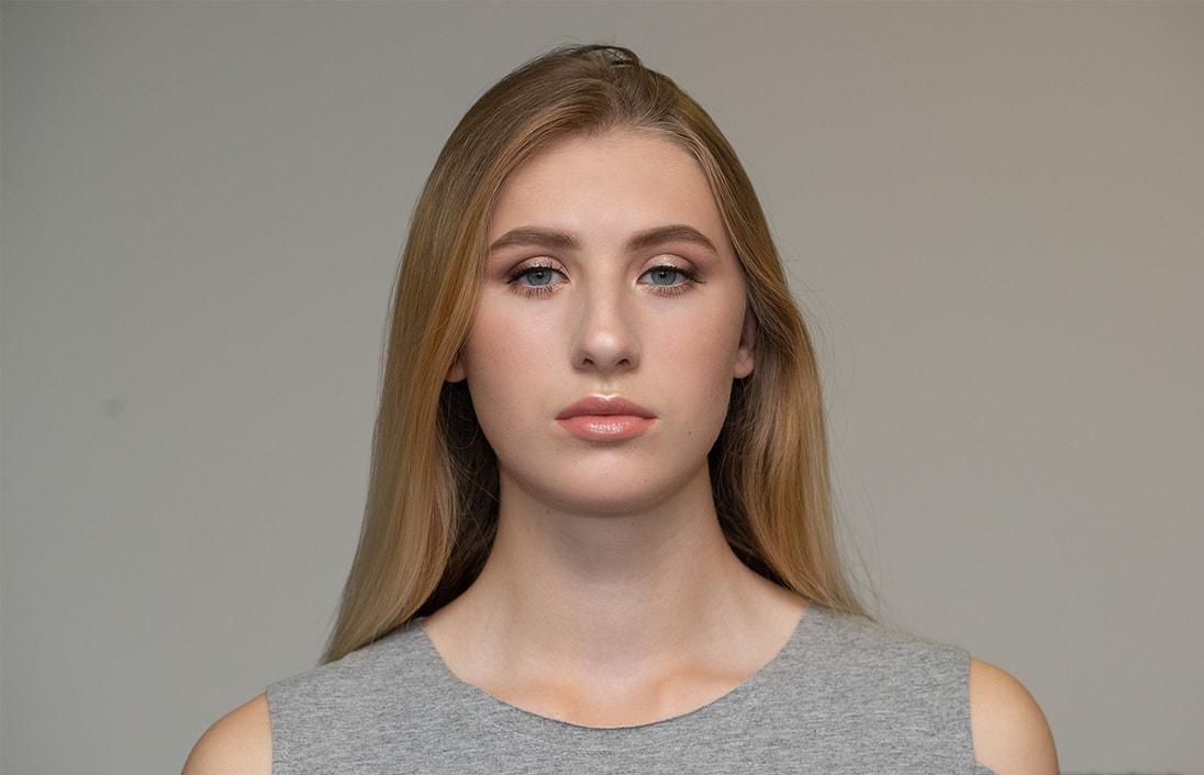 бежевый макияж