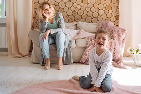 Что делать, если ребёнок истерит? 2
