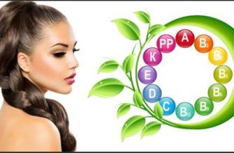 Лучшие витамины для роскошных волос