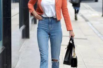 С чем носить укороченные джинсы?