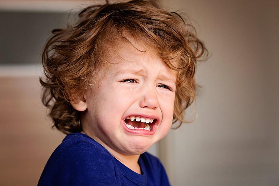 Что делать, если ребёнок истерит? 8