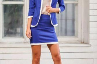 Как носить мини-юбку и не выглядеть вульгарно?