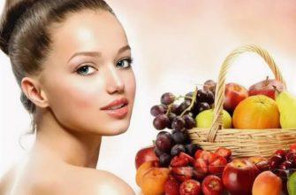15 лучших продуктов для здоровой кожи лица