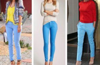 Что это такое - джинсы слим?