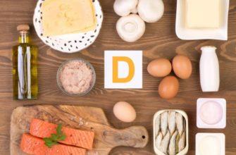 8 продуктов обеспечат вас витамином D лучше солнца