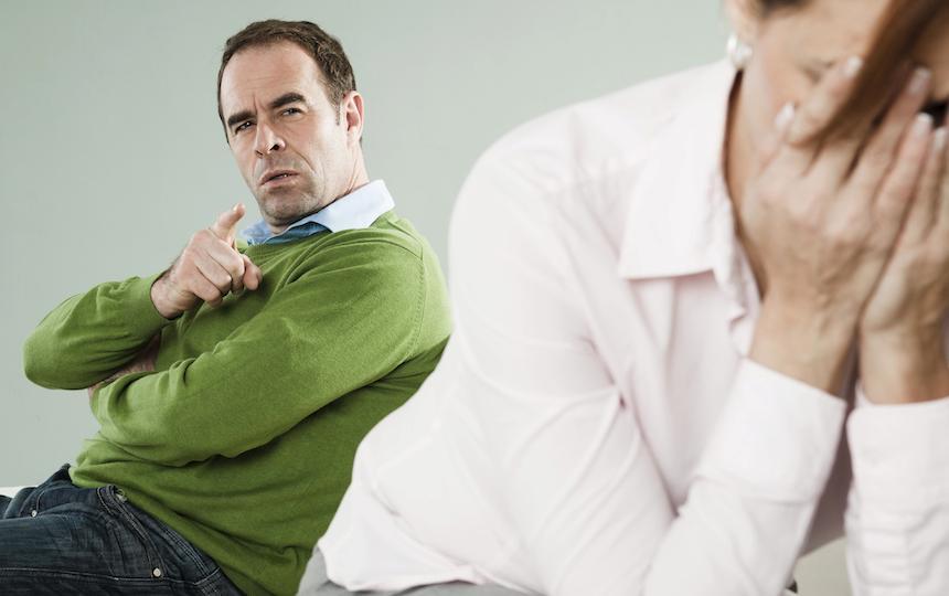 Нездоровые отношения: какие они? 1