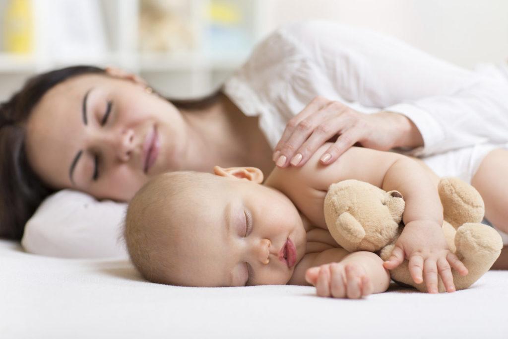 Сплю с мамой. Вред и польза совместного сна с ребенком 2