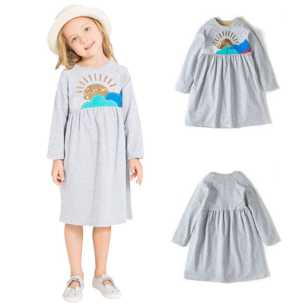 Фасоны детских платьев повседневных 2