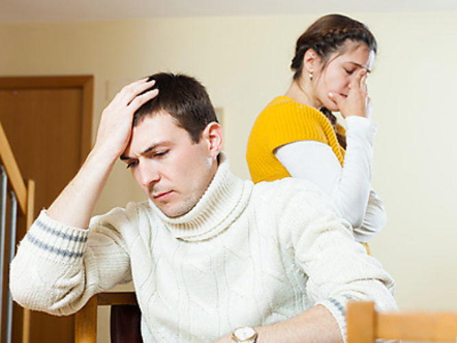 Чем мужчин раздражают женские слёзы 1