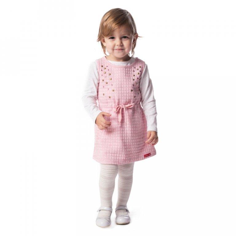 Фасоны детских платьев повседневных 3