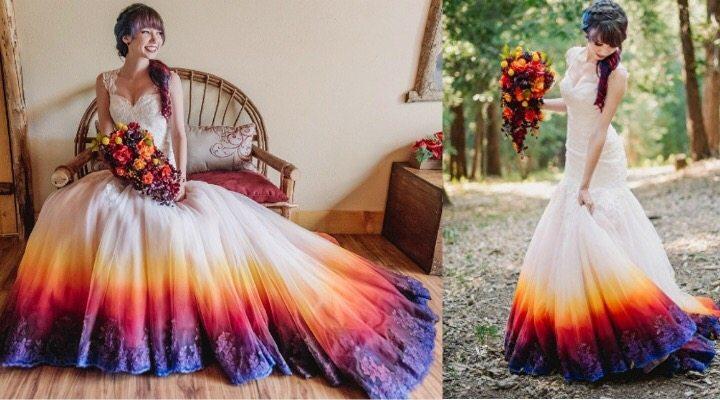 Определяемся с цветом платья