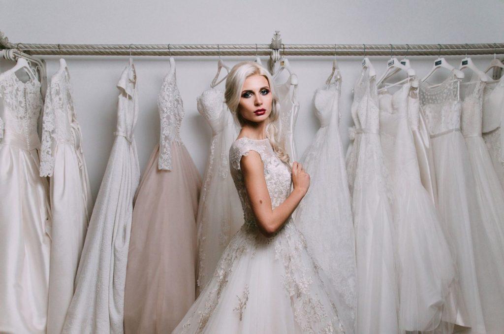 Как выбрать свадебное платье 1