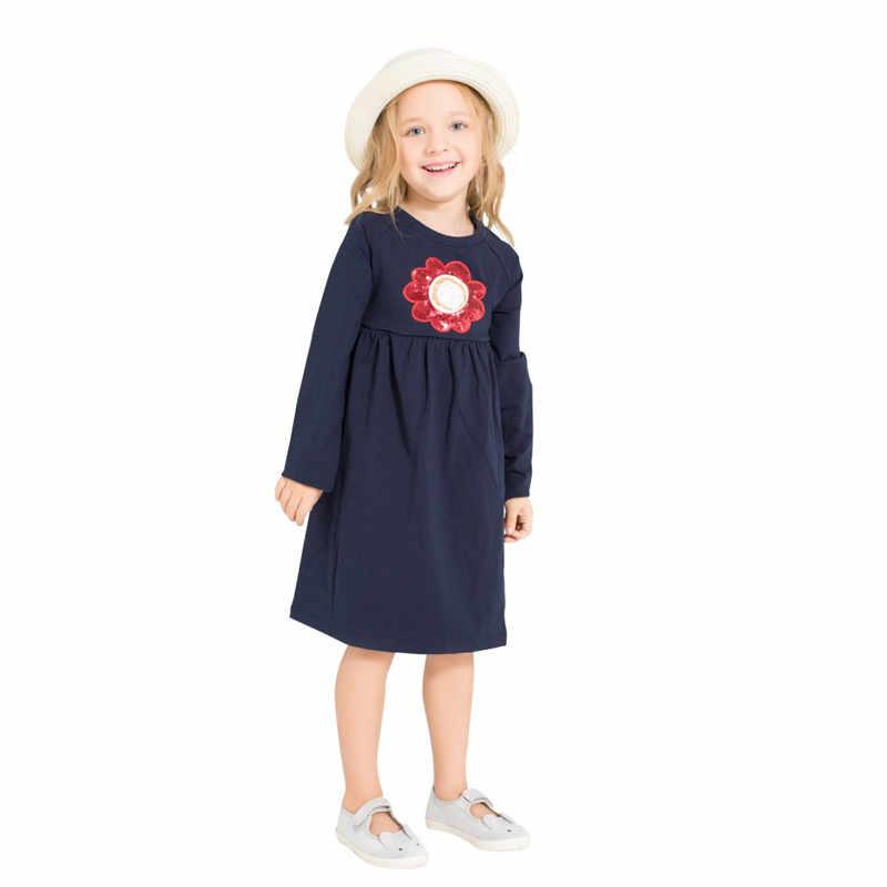 Фасоны детских платьев повседневных 5