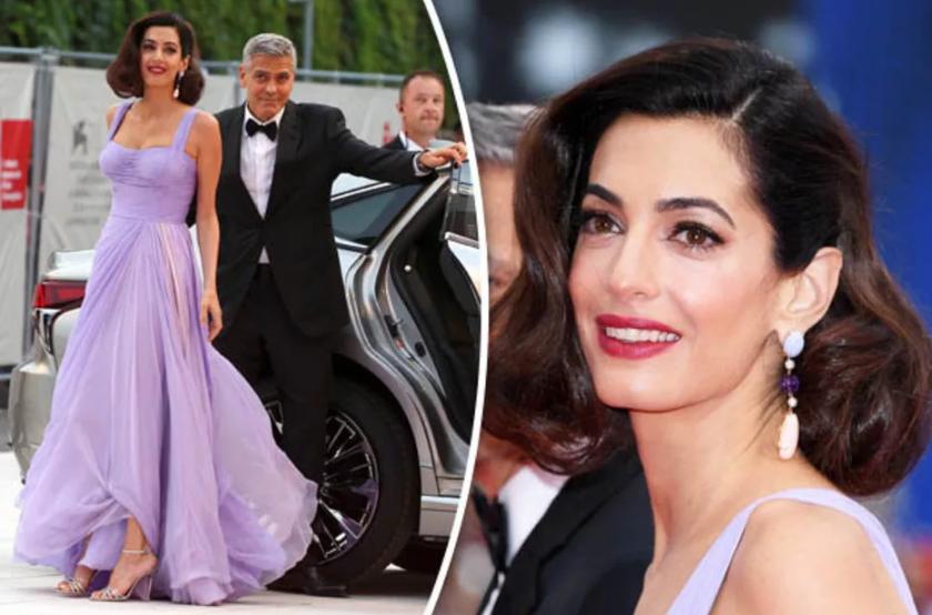 Амаль и муж Джорж Клуни