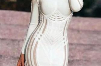 Платья 2020 года: модные тенденции