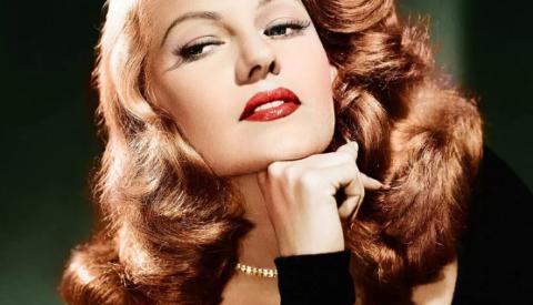 Рита Хейворт — икона стиля и красоты, жена принца Али Хан