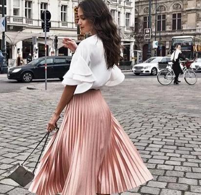 Модные платья: лето 2019