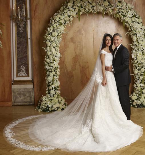 Амаль Клуни свадьба