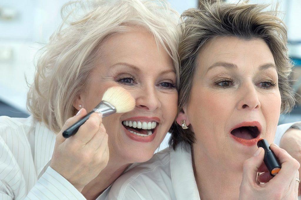 Как краситься после 50 лет 1
