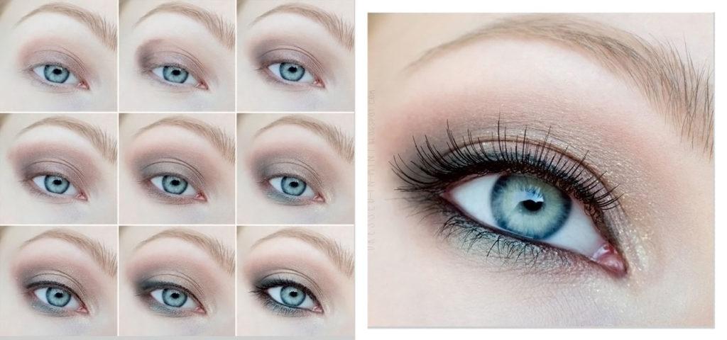 От цвета глаз