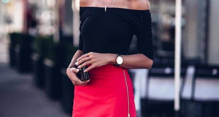Какая длина юбки модная в 2021 году