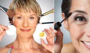 Как краситься после 50 лет 8