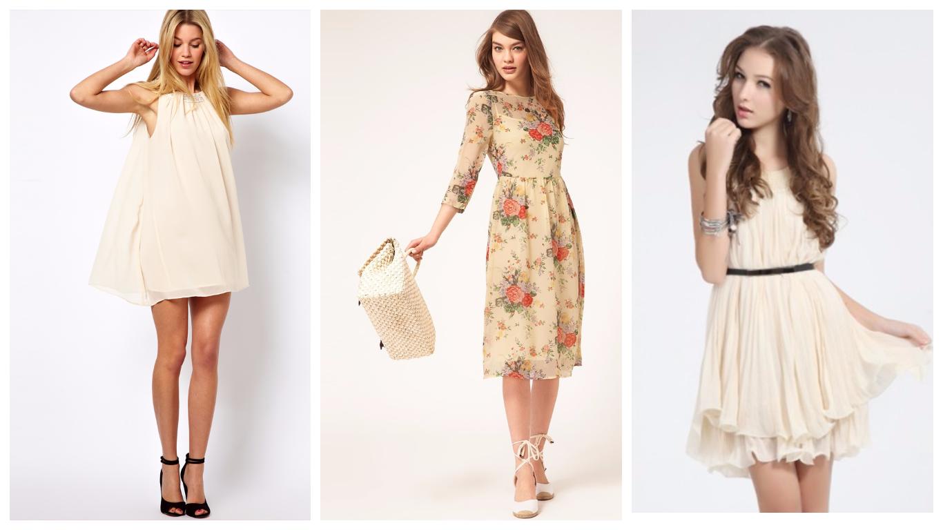 примеры платьев