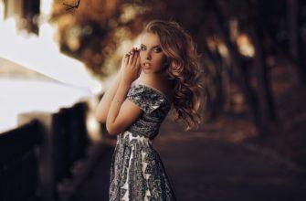 Позы для фотосессии в платье