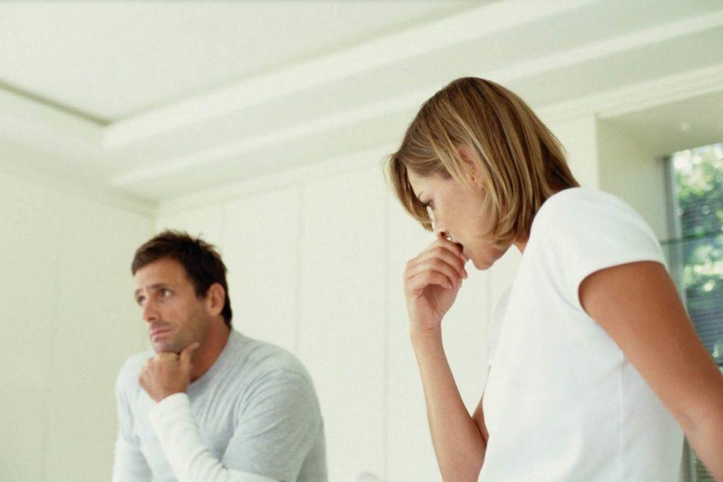 Вопросы, которые нужно задавать супругу перед разрывом 1