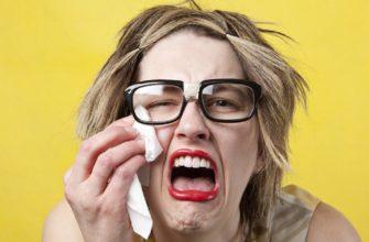 При мне не плакать! Почему мужчины не любят женских слёз?