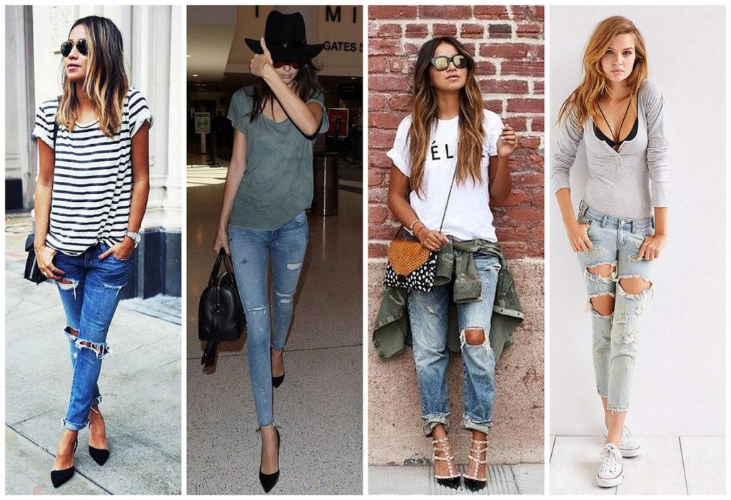 модные образы 3