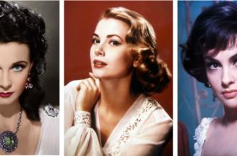 20 красавиц - Богинь старого Голливуда