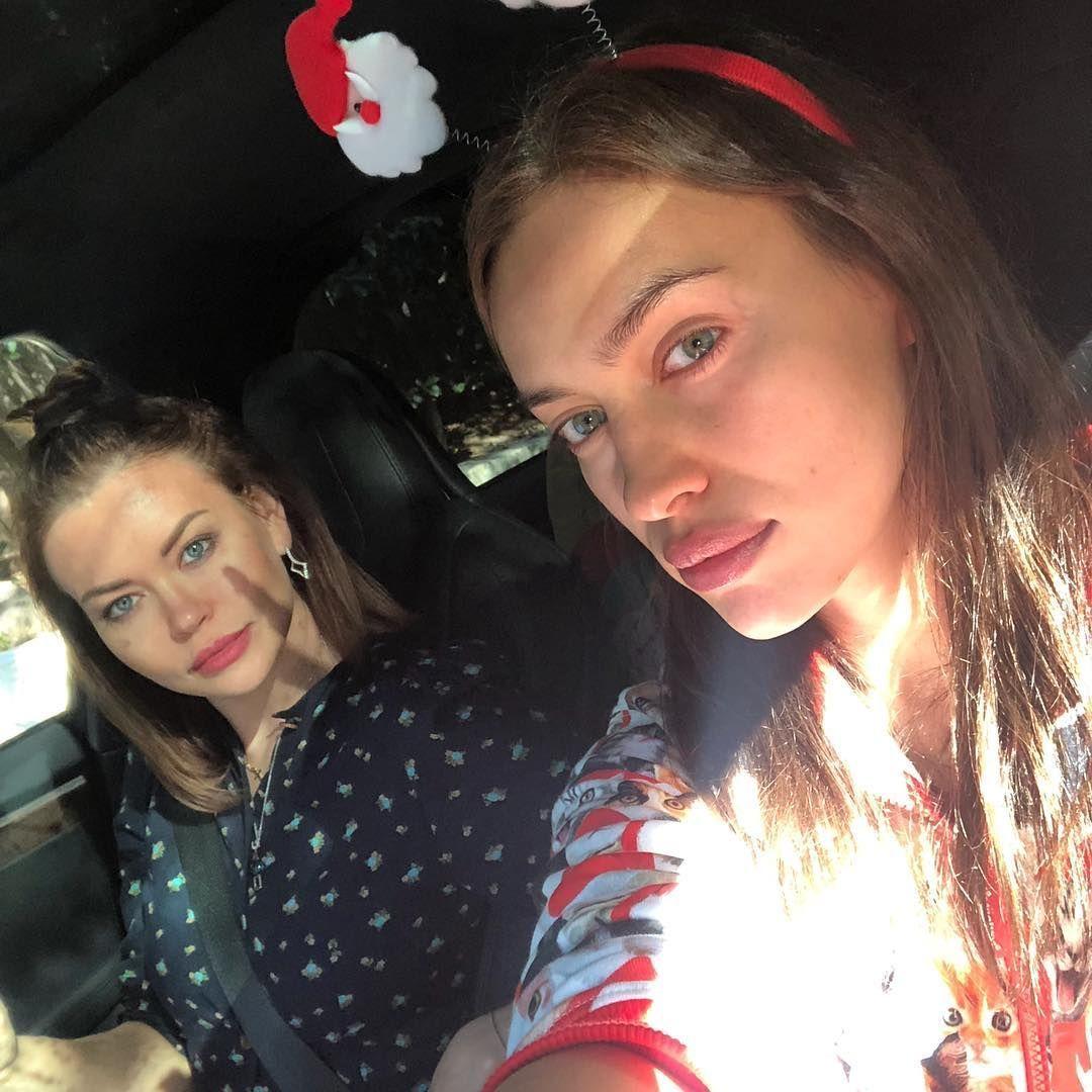 Татьяна Петенкова и Ирина Шейк