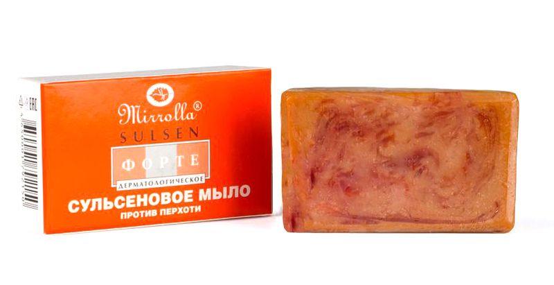 Инструкция по применению сульсенового мыла