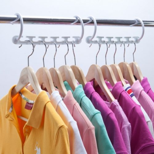 Как хранить футболки