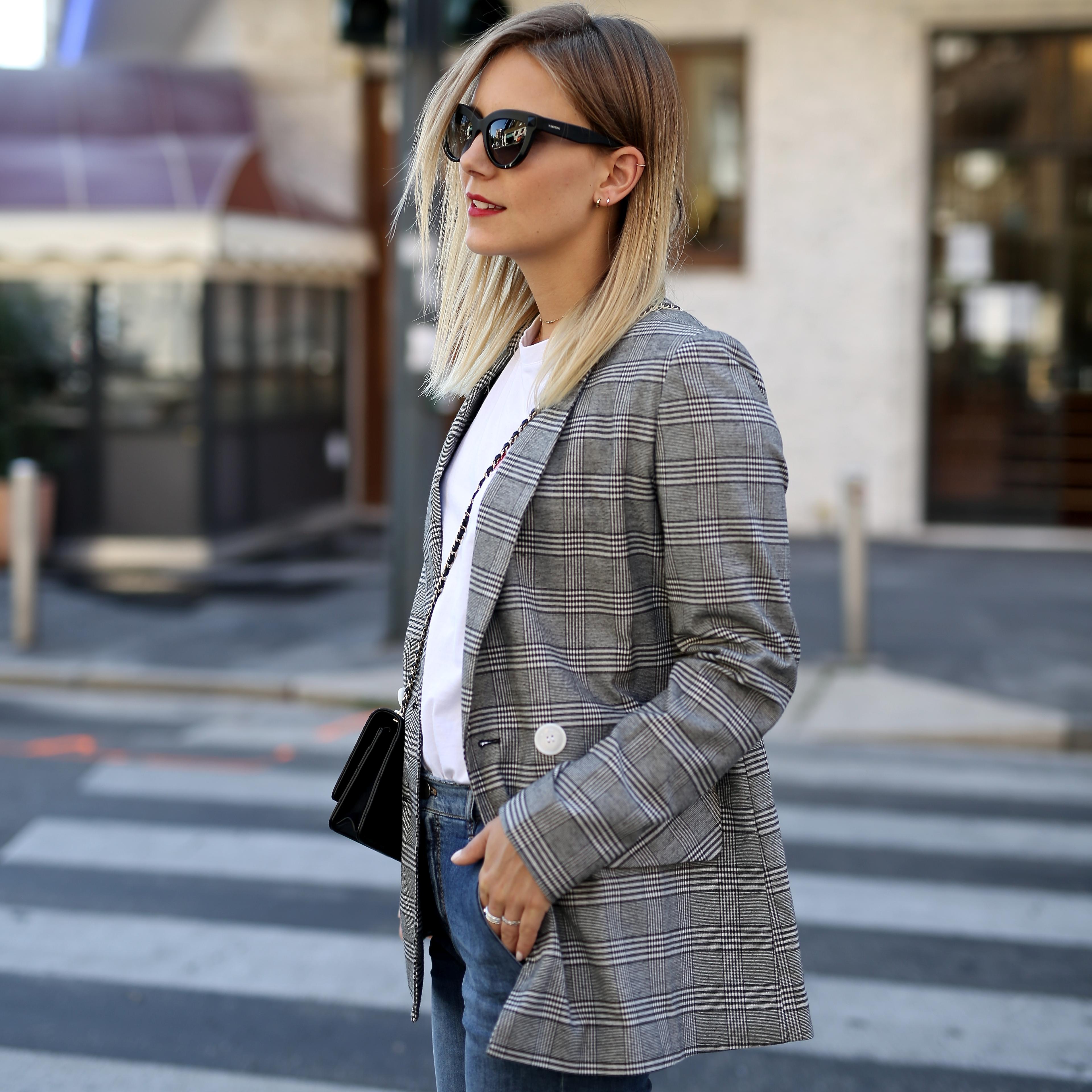 с чем носить серый пиджак женский фото запросу фотосессия для