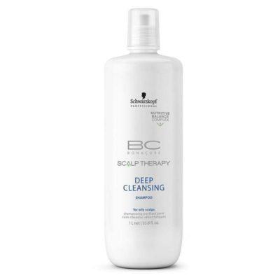 Schwarzkopf Professional Bonacure Hair & Scalp Deep Cleansing Shampoo