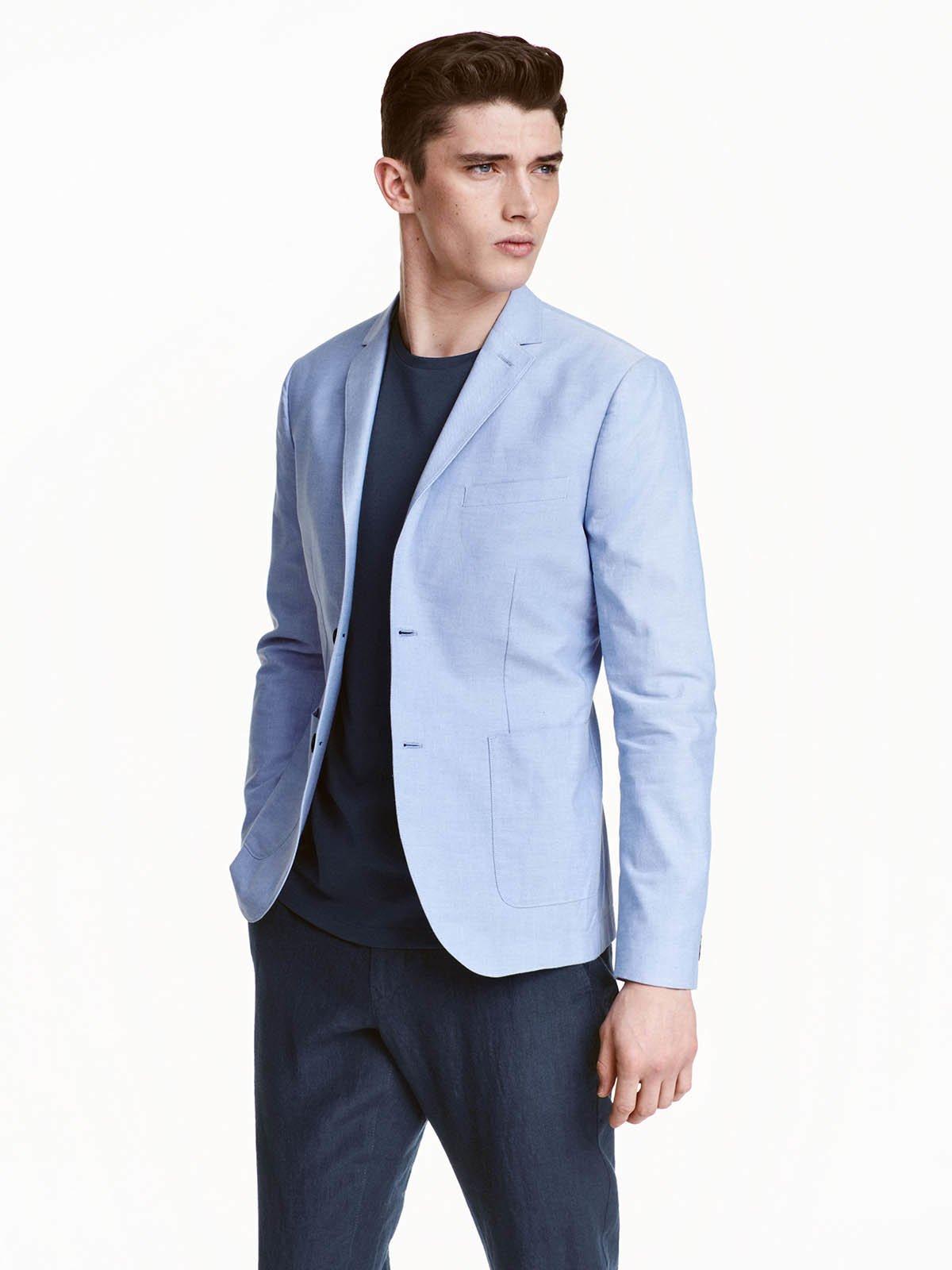 чем отличаются пиджаки