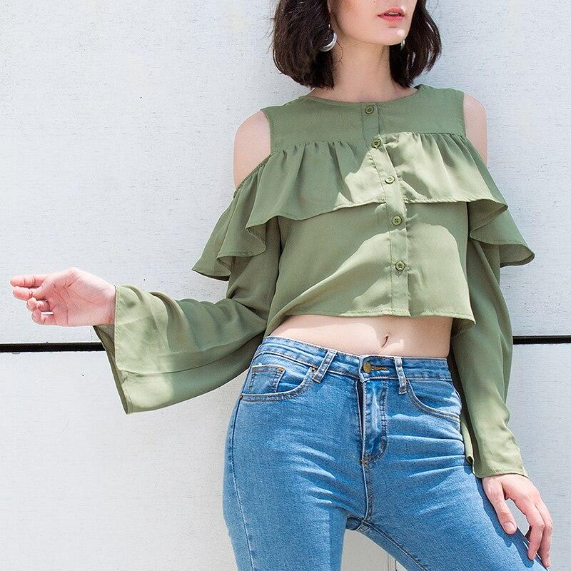 Женские блузки, модные в 2019 году