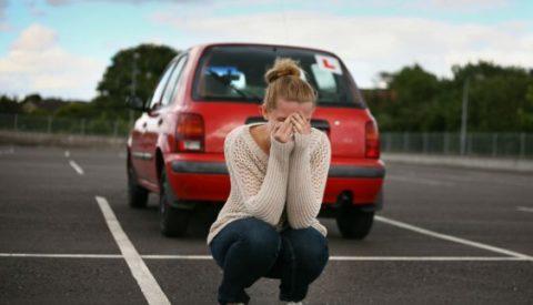 Как побороть страх вождения автомобиля новичку женщине