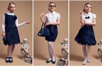 Школьные юбки, модные в 2019 году