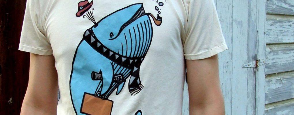 Что можно нарисовать на футболке?