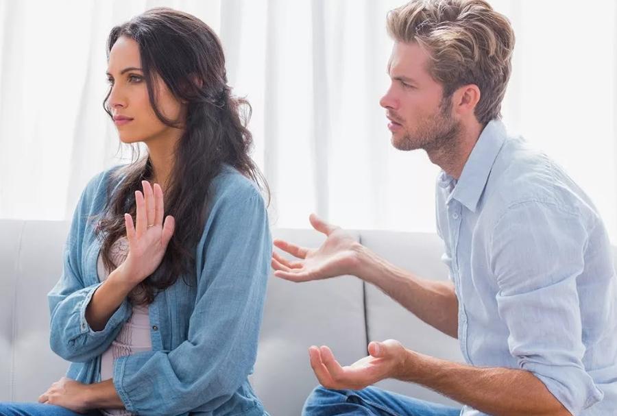 ссора расставание с замужней женщиной