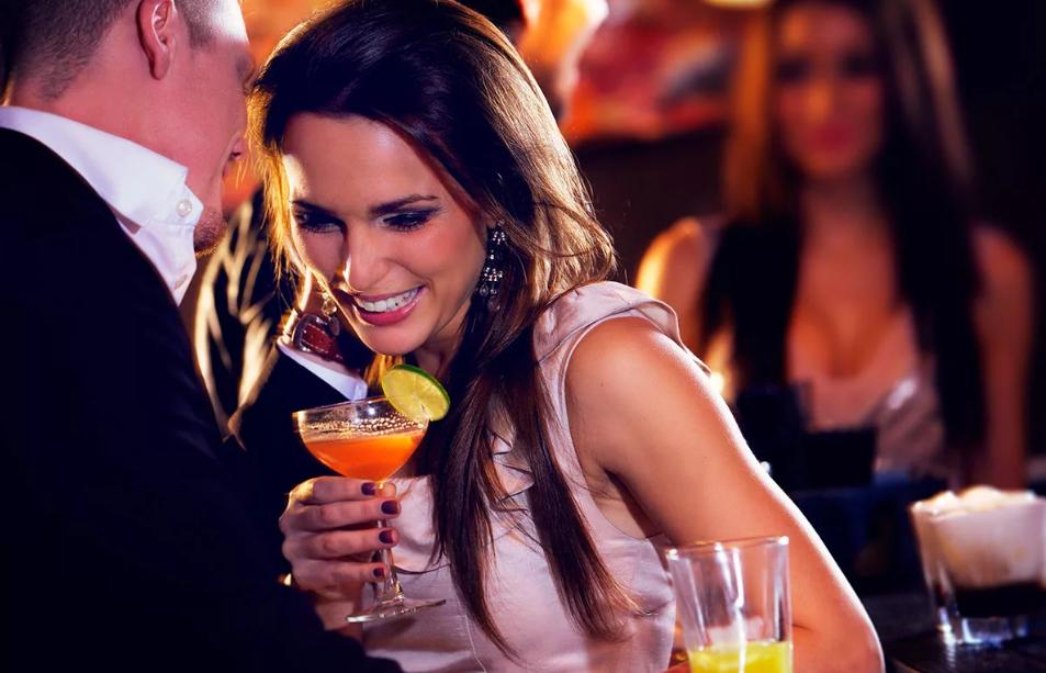 легкий флирт ночной клуб бар