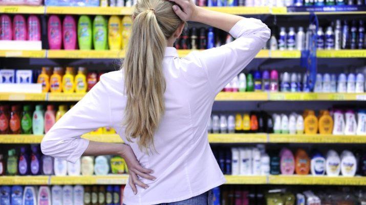 Лучший шампунь для объёма волос