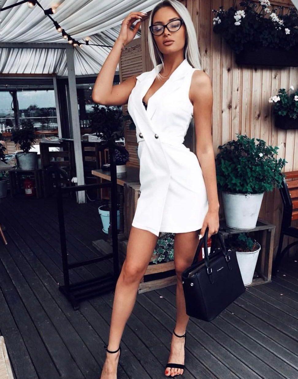 Жакет без рукавов